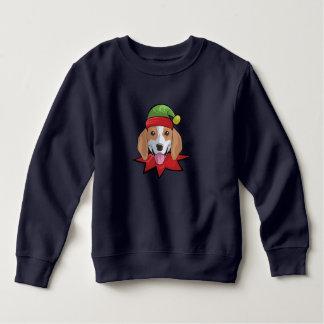 Sweatshirt Chemise drôle de cadeau de Noël d'Elf de