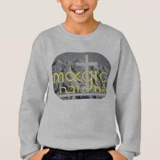 Sweatshirt Chemise magique de poème d'hiver