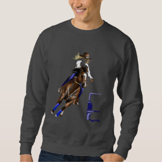 Sweatshirt Chemises de cheval de baril