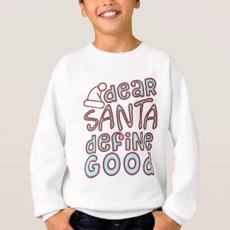 Sweatshirt Cher Père Noël