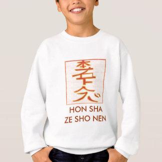 Sweatshirt CHÉRI SHA ZE SHO NEN - guérison de distance de