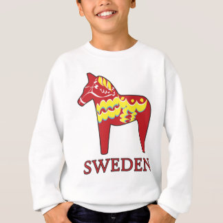 Sweatshirt Cheval de Dala - Suède 060315-1.png