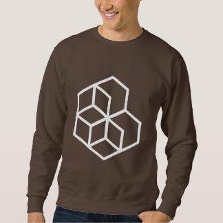 Sweatshirt Cheval/sweatshirt de base des hommes