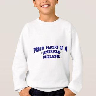 Sweatshirt Chien de l'Amérique Bullador