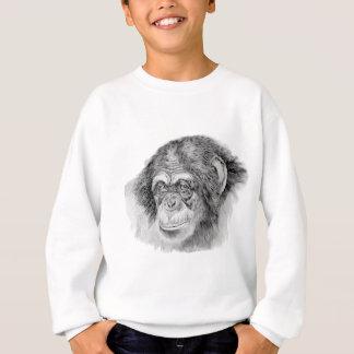 Sweatshirt Chimpanzé