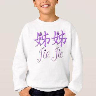 Sweatshirt chinois de Jie Jie (grande soeur)