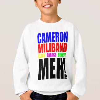 Sweatshirt Choix BRITANNIQUES d'élection