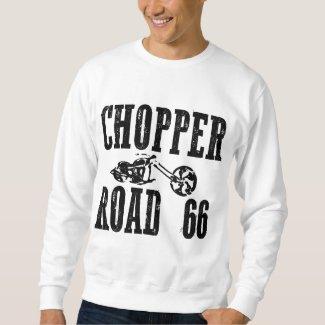 SWEATSHIRT CHOPPER