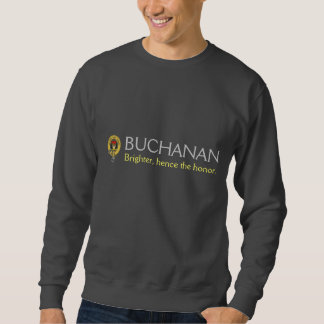 Sweatshirt Clan de Buchanan