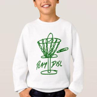Sweatshirt Classique de Discetch de golf de disque