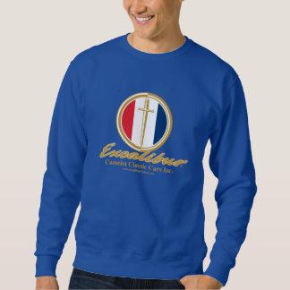 Sweatshirt classique de voitures d'Excalibur