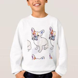 Sweatshirt clown de frenchie
