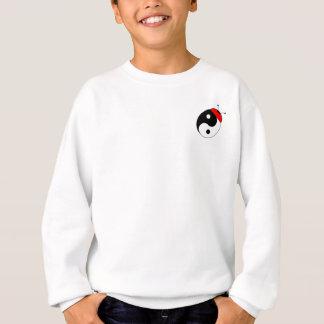 Sweatshirt coccinelle harmonia