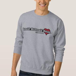 Sweatshirt Coeur de Ronald McDonald