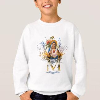 Sweatshirt Coeur impeccable de Mary