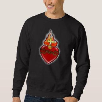 Sweatshirt Coeur sacré de Jésus