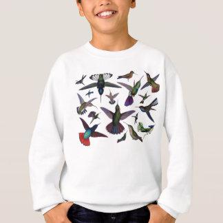 Sweatshirt Colibris vintages