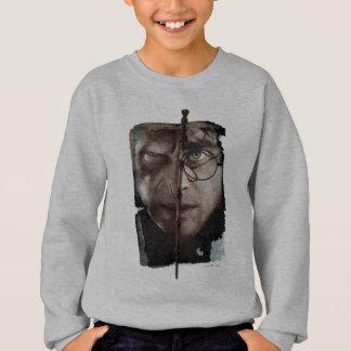 Sweatshirt Collage 10 de Harry Potter