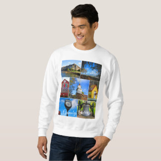 Sweatshirt Collage de Grimsby Ontario