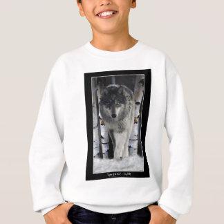 Sweatshirt Collection GRISE de LOUP de PAQUET