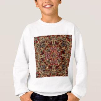 Sweatshirt Conception de kaléidoscope d'Amalia