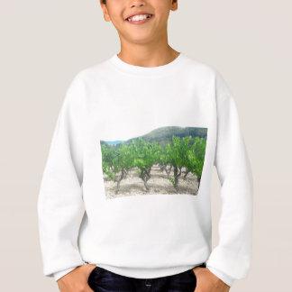 Sweatshirt Conception de vin
