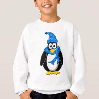 Sweatshirt Conception d'hiver de pingouin