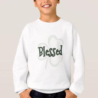 Sweatshirt Conception du jour de St Patrick béni
