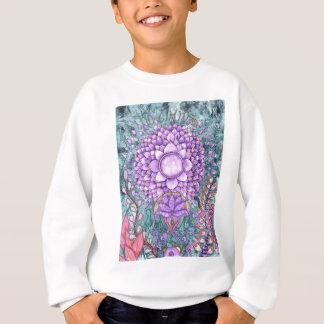 Sweatshirt Conception inspirée de Chakra de couronne