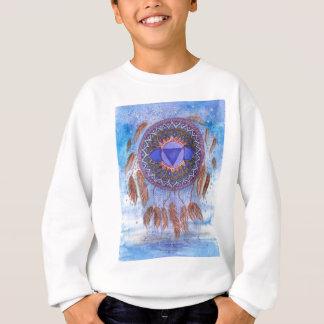 Sweatshirt Conception inspirée de Chakra de troisième oeil