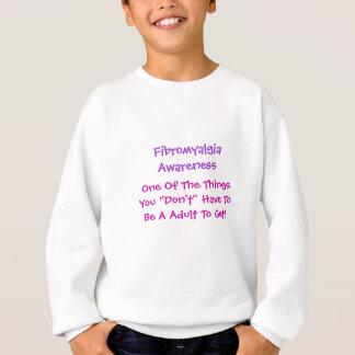 """Sweatshirt Conscience de fibromyalgie, une du ThingsYou """"D…"""