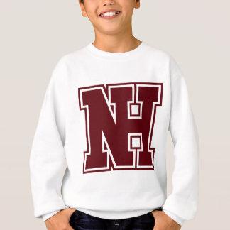 Sweatshirt Contour de logo de NH