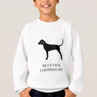 Sweatshirt Coonhound de Bluetick