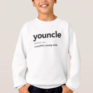 Sweatshirt Copie drôle de définition de Youncle