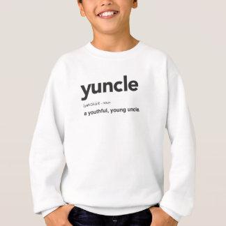 Sweatshirt Copie drôle de définition de Yuncle