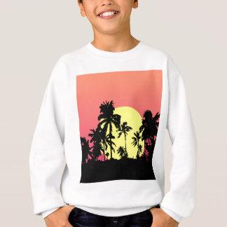 Sweatshirt Coucher du soleil