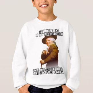 Sweatshirt Coup sec et dur archaïque Poppin Neckpiece de