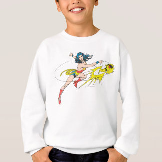 Sweatshirt Couronne de WomanThrows de merveille