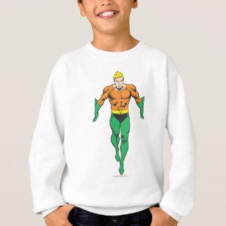 Sweatshirt Courses d'Aquaman