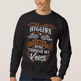 Sweatshirt Courses de sang de HIGGINS par mon Veius