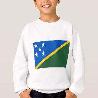 Sweatshirt Coût bas ! Drapeau d'îles Salomon