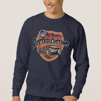 Sweatshirt Coutumes rouillées II