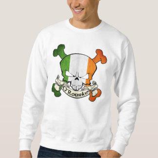 Sweatshirt Crâne d'Irlandais d'O'Rourke