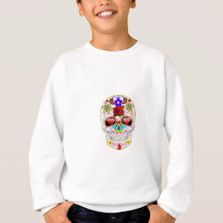 SWEATSHIRT CRÂNE MEXICAIN DE SUCRE