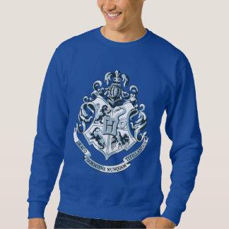 Sweatshirt Crête de Harry Potter | Hogwarts - bleu