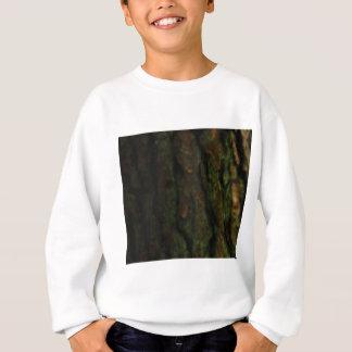 Sweatshirt crevasses d'écorce