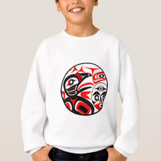 Sweatshirt Cri de Ravens
