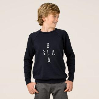 Sweatshirt Croix de Bla Bla