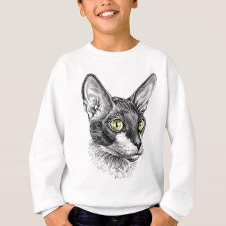 Sweatshirt Croquis cornouaillais de Rex