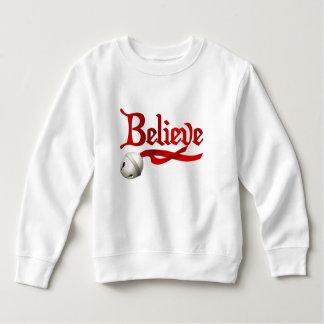 Sweatshirt Croyez Jingle Bell
